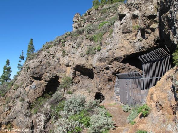 Artenara - Cuevas Caballero - Gran Canaria