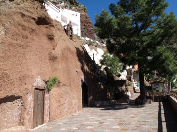 Ermita de La Cuevita - Artenara - Gran Canaria