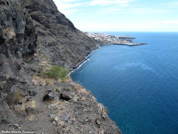 Puerto de Santiago - Los Gigantes - Teno - Tenerife