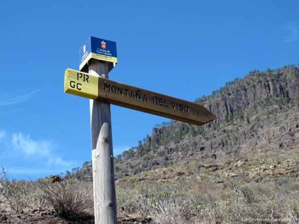Inagua - Montaña del Viso Gran Canaria