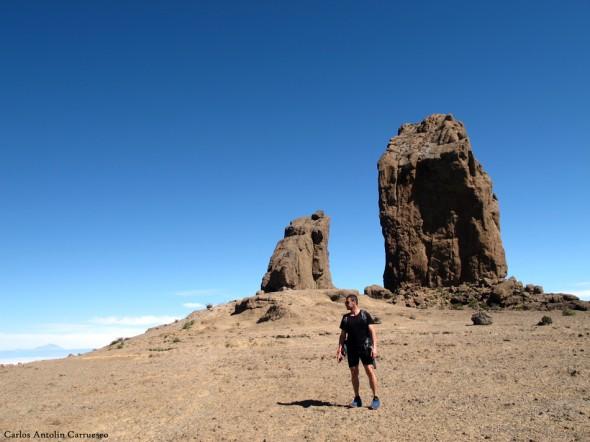 Altiplano del Roque Nublo - Gran Canaria