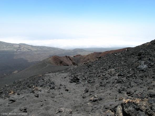 Narices del Teide - sendero Nº 9 - Tenerife