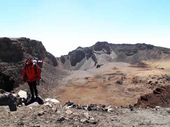 cráter de Pico Viejo - P.N. del Teide - Tenerife