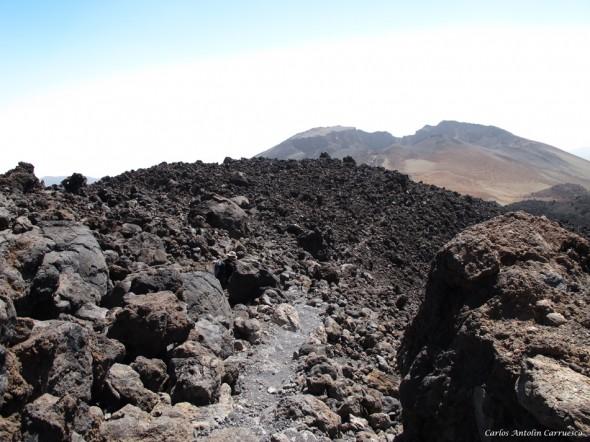 sendero Nº9 - Teide - Tenerife - pico viejo