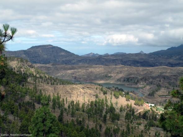 Parque Natural de Pilancones - Gran Canaria - Chira - Cercados de Araña