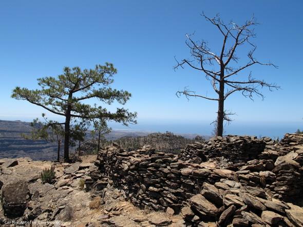 Montaña de Tauro - Gran Canaria<br/>Altiplano de la Montaña de Tauro