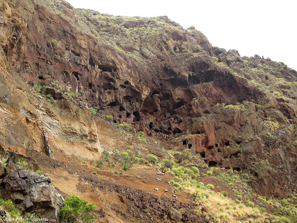 San Pedro - Roque Bermejo - Gran Canaria - berbique