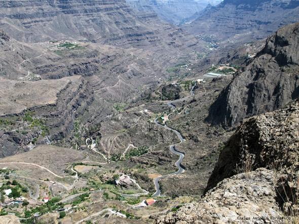 Barranco de Arguineguín - GC-505 - Gran Canaria