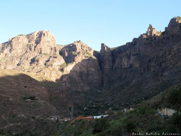 Riscos de Tirajana - La Culata - Gran Canaria