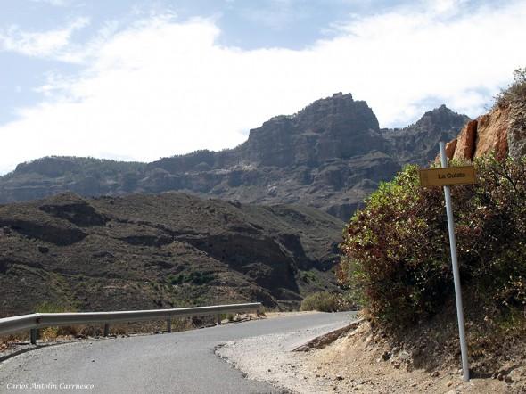 Risco Blanco - Gran Canaria
