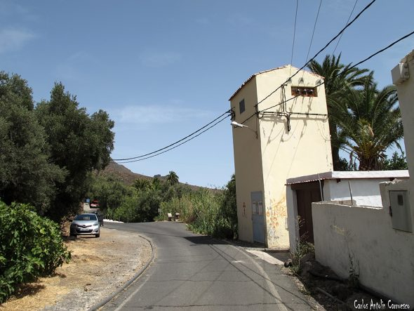Risco Blanco - Tirajana - Gran Canaria