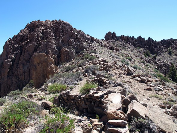 Roque de Los Almendros - Cumbres de Ucanca - Tenerife