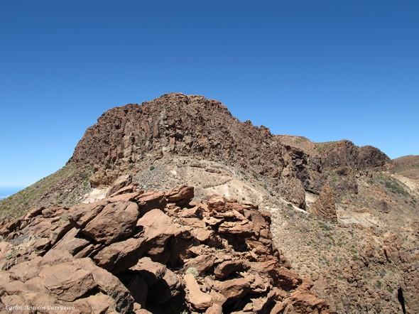 Roque Los Almendros (2.526 metros) - Cumbres de Ucanca - Tenerife
