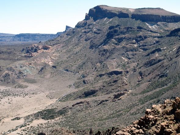 Guajara (3.715 metros) - P.N del Teide - Tenerife