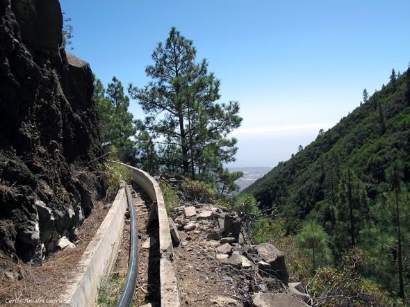 Ventanas de Güimar - Las Coloradas - Tenerife