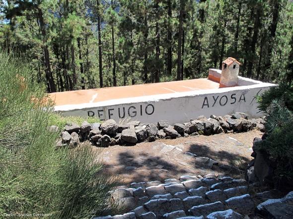 Refugio de Ayosa - Tenerife