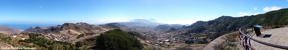 Mirador de Jardina - Anaga - Tenerife