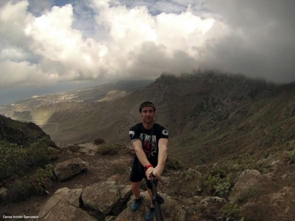 Camino de Suarez - Degollada de los Frailitos - Tenerife Sur