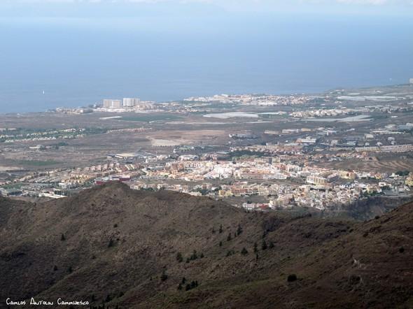 Camino de Suarez - GR131 - Tenerife - adeje