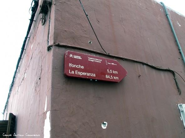 Vento - Arona - Tenerife - GR131