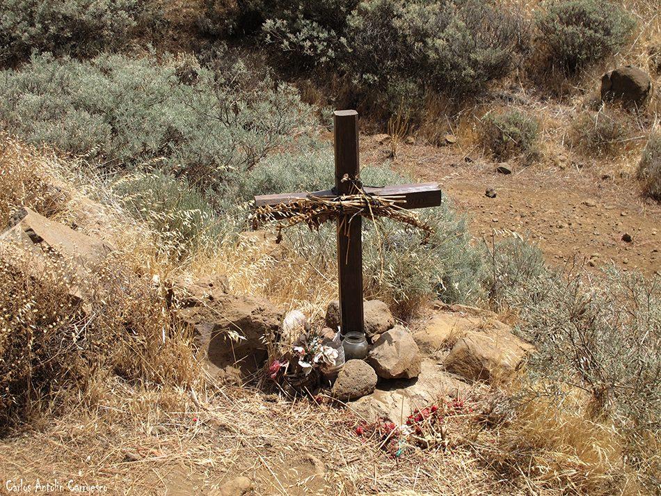 Cruz del Socorro - Guayadeque - Gran Canaria