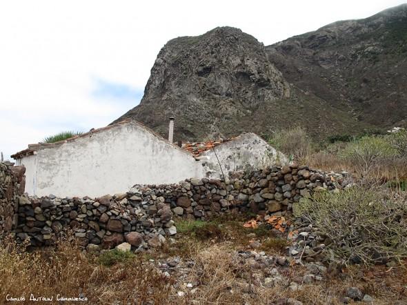 Anaga - Las Palmas - Tenerife - Roque del Aderno
