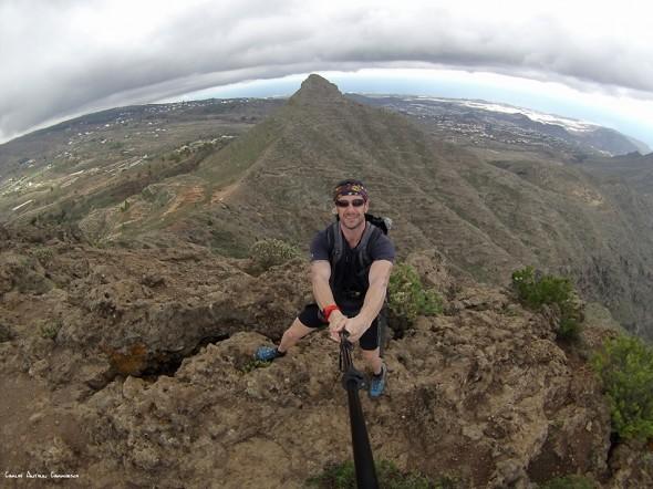 cima del Roque de los Brezos - Ifonche - Tenerife - imoque