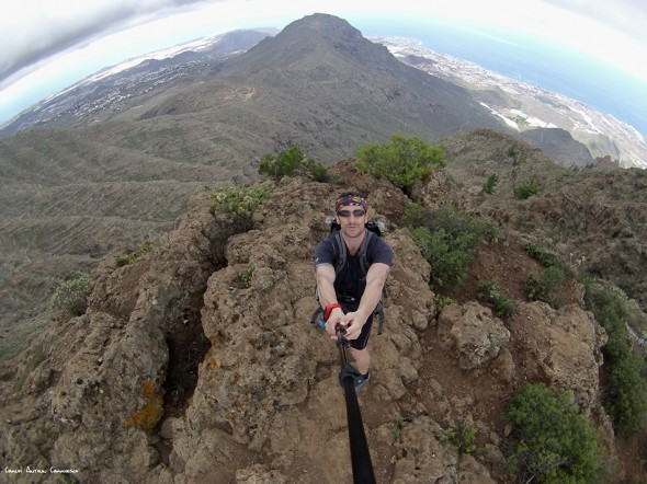 cima del Roque de los Brezos - Ifonche - Tenerife - conde