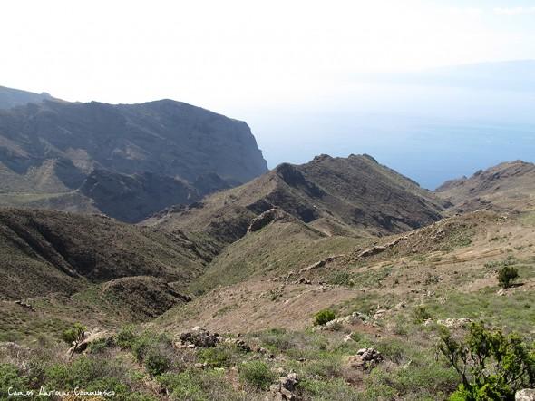 Cumbre de Baracán - Teno - Tenerife