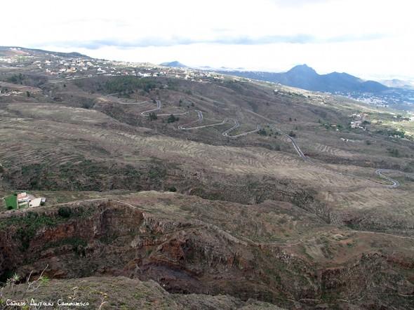 cima del Roque Imoque - Tenerife
