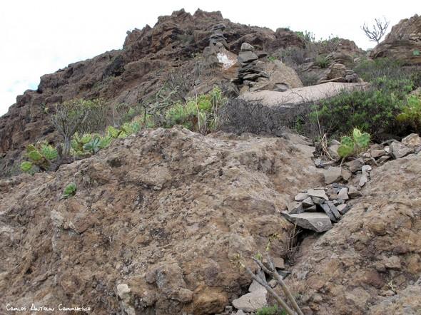 Roque de los Brezos - Ifonche - Tenerife