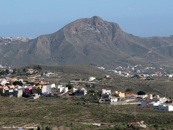 Vento - Roque del Conde - Tenerife - roque de jama