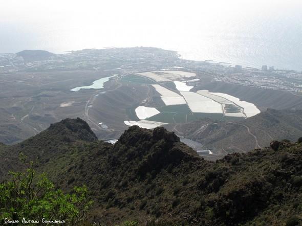 Vento - Roque del Conde - Tenerife<br>Los Cristianos y Las Américas
