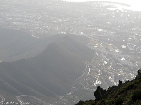 Roque del Conde - Tenerife<br/>Las Américas y Los Cristianos