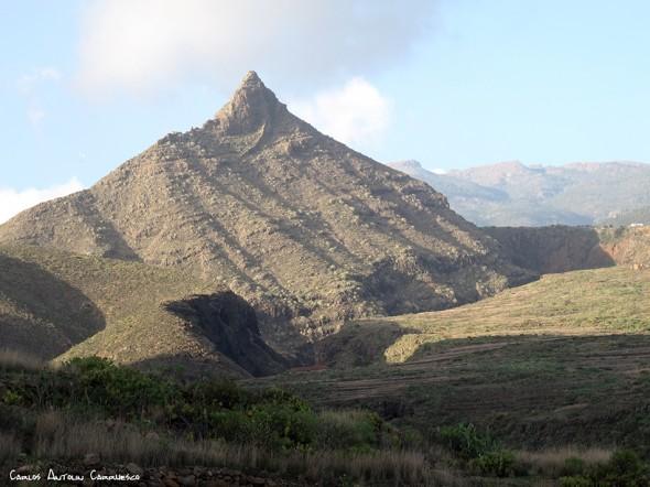 Roque Imoque - Barranco del rey<br/>