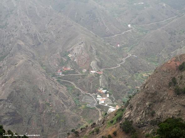 Taborno - Anaga - Tenerife - afur