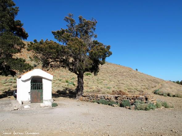 sendero Nº1 - P.N. del Teide - Tenerife<br/>La Fortaleza - Ermita Cruz de Fregel
