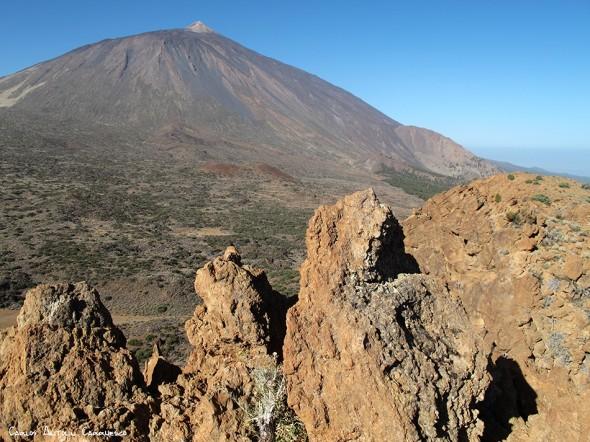 La Fortaleza - P.N. del Teide - Tenerife