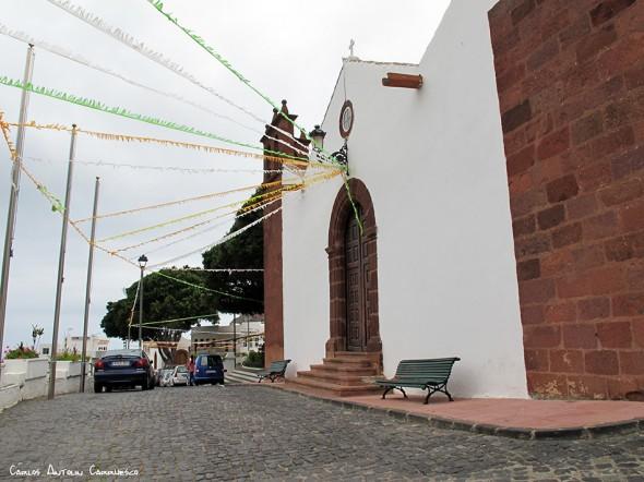 Iglesia de Nuestra Señora de las Nieves - Taganana<br/>Anaga - Tenerife