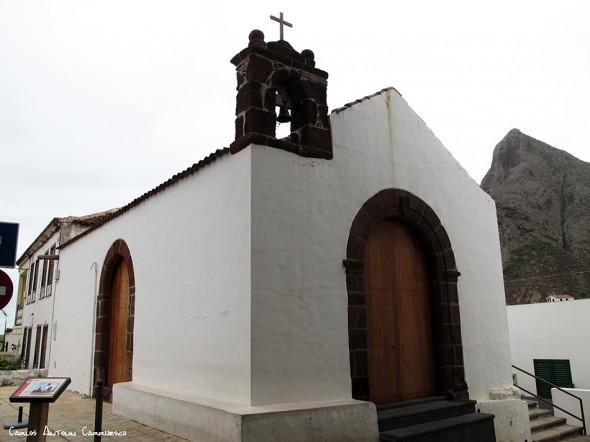 Ermita de Santa Catalina Mártir de Alejandría - Taganana - Tenerife