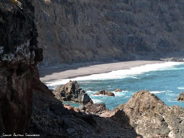sendero de La Garañona - El Arenal - Tenerife - el arenal - la garañona