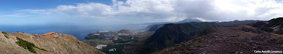 Camino del Risco - Buenavista del Norte<br/>Teno - Tenerife