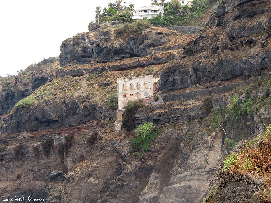 Los Realejos - Rambla de Castro - Tenerife - Casa Hamilton - La Gordejuela