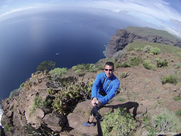 Punta de La Galera - Roque de Abajo - Tenerife