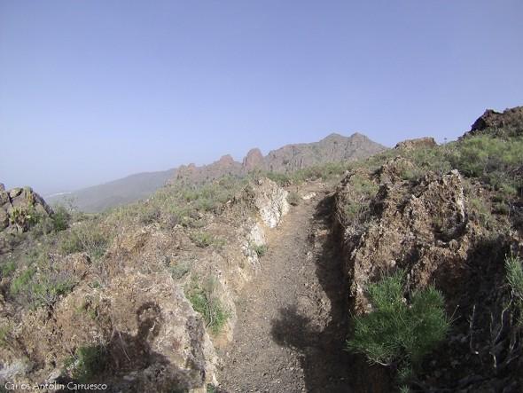 Camino de Suarez - Adeje - Tenerife - GR131