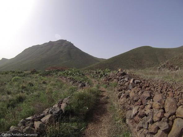 Camino del Topo - Arona - Tenerife - roque del Conde