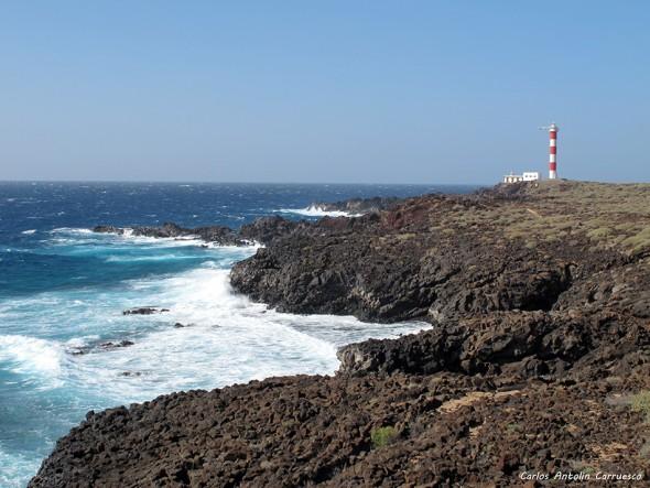 Malpaís de La Rasca - Faro de La Rasca - Tenerife