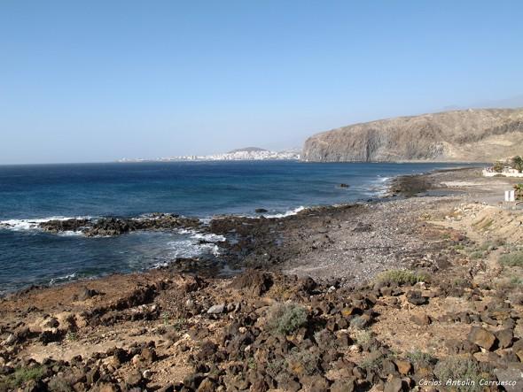 Malpaís de La Rasca - Tenerife - El Palm-Mar