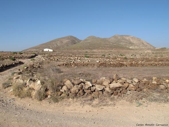 Monumento Natural Montaña de Guaza - Tenerife