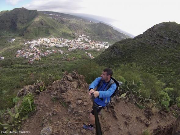 Cruz de Los Misioneros - Montaña de Guama - Teno - Tenerife - Tamaimo